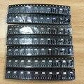 70 piezas = 7 tipos * 10 piezas AMS1117 Kit de AMS1117-ADJ AMS1117-5.0V AMS1117-3.3V AMS1117-2.5V AMS1117-1.8V AMS1117-1.5V AMS1117-1.2V