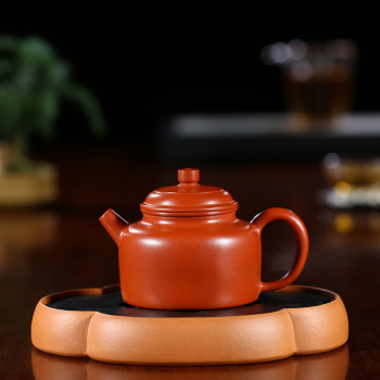 Purple Sand Pot Wholesale Original Mine Zhunide Bell Pot Genuine Yixing Handmade Teapot Kungfu Teaware Special Price