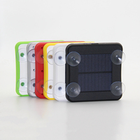 5200MAH!! Free shipping cargador solar sunever new product hot sale solar panel charger for iphone/ipad/ipod