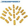 Xpower-20 PCS/set JDM D1 SPEC RUEDA TUERCAS M12X 1.25 MM PARA Nissan Subaru infiniti (P: 1.25 L: 52 MM)