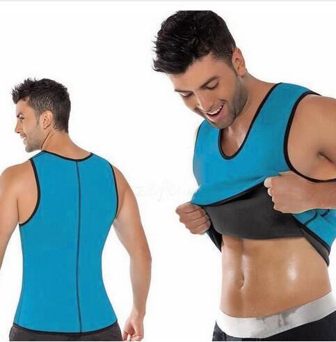 Healthsweet Hombres Ultra Sudor Termica Camisa Del Musculo Caliente