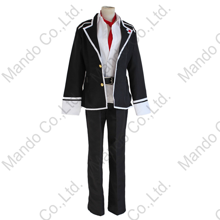 Anime DIABOLIK LOVERS Sakamaki Ayato Cosplay Costumes hommes costume - Costumes - Photo 2