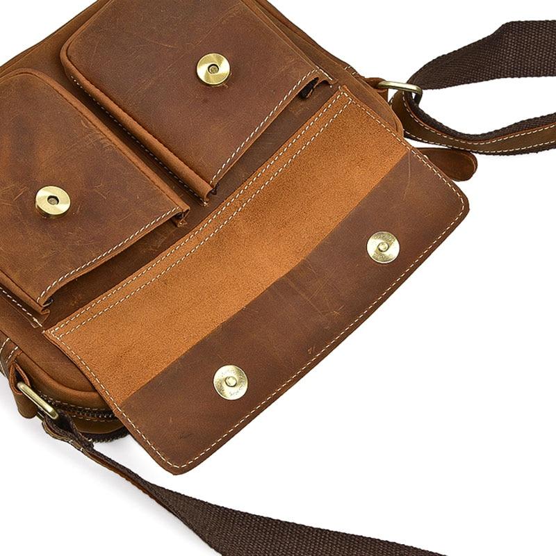 1 Sac En À De Bandoulière Style Fou Aetoo Nostalgique Classique Horseskin Britannique Hommes Cuir Vintage Oq6cXw