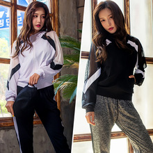 3pcs Women Yoga Sport Suit Mesh Quickly Dry Zip Jacket Bra+hoodie+pants Running Jogger Casual Fitness Outfit Yoga Set Sportswear