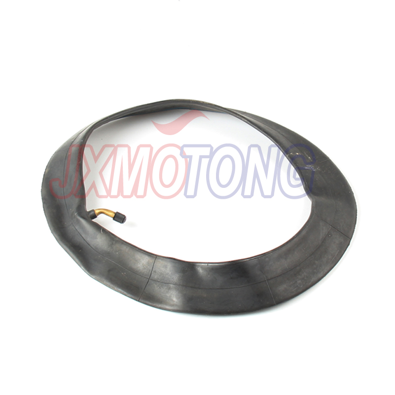Inner Tube 14 x 2.125 with a Bent Angle Valve Stem fits many gas electric scooters 14x2.125