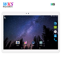 2018 M9 Shipping Android 7 0 10 1 Inch Tablet Pc 8 Octa Core 4GB RAM
