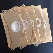 10PcsถุงสูญญากาศถุงกระดาษPaperสำหรับKarcher A2000 2003 2004 2014 2024 2054 2064 2074 S2500 WD2200 2210