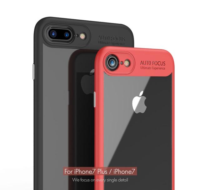 coque iphone 8 autofocus