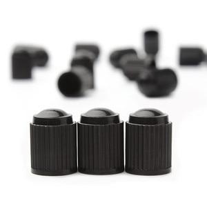 Image 3 - 20 יחידות פלסטיק אבק Valve Caps גלגל רכב אופניים בצור אוויר כובעי גזע שסתום צמיג אופנוע שסתום האוויר Caps אביזרי רכב שחור