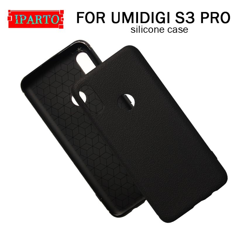 For UMIDIGI S3 PRO Case Anti Knock Shockproof Protector Soft