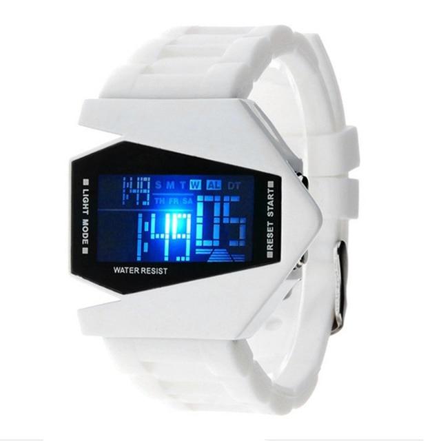 Futurystyczne zegarki - aliexpress