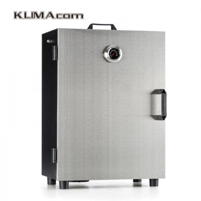 Hinged Door Electric Smoker Oven for smoking fish meat sausage with Magnetic Closure Stainless  sc 1 st  AliExpress.com & Hinged Door Electric Smoker Oven for smoking fish meat sausage ...
