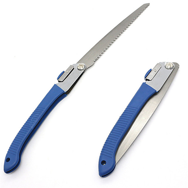 55cm High Quality Steel Handle Folding Saw Portable Trimming