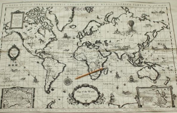 Buy world map fabric and get free shipping on aliexpress gumiabroncs Images