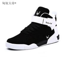 Gran tamaño 39-46 hombres zapatos zapatillas Justin Bieber hombres botas  superestrella Hip Hop zapatos hombres zapatos altos zap. 61c836fa0dd