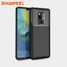 HAWEEL Phone Case for Huawei Mate 20 X Full Coverage TPU Protective Cover Case Cover Back Case Protective Shell x style protective tpu back case cover for google nexus 9 black