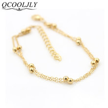 QCOOLJLY Golden Chic กระชับ Double Layer(China)