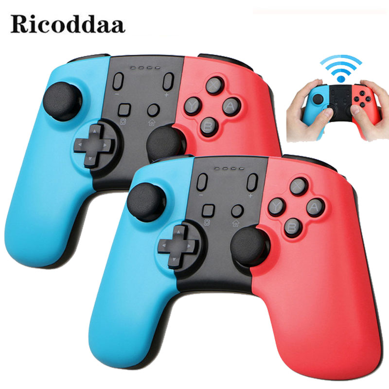 Wireless Bluetooth Game Controller For Nintend Switch Gamepad Joystick For PC Games Joystick For Android Phone gamesir f1 gamepad game controller phone analog joystick grip for all android