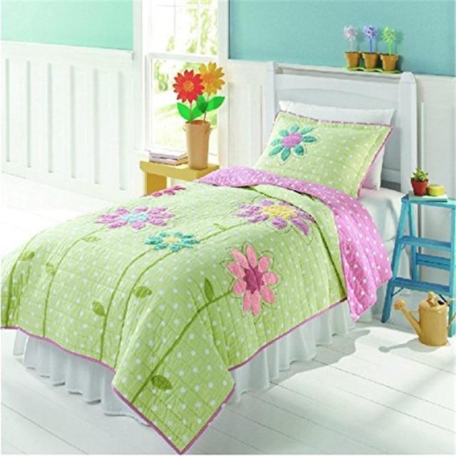 green home comforter blue garden patchwork and sham set kyoto