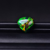 10.9ct Opel perfect quality shiny gem 6.9mm*7.2mm*4.3mm