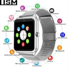 цены на Smart Watch Z60 Men Women Bluetooth Wrist Smartwatch Support 2G SIM/TF Card Wristwatch For Apple Android Phone PK Y1 DZ09 GT08  в интернет-магазинах