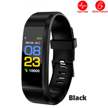 Smart Bracelet Sports Wristband With Heart Rate Monitor Pedometer Fitness Tracker Band Watch for Xiaomi iphone id107 plus gps smart bracelet heart rate monitor pedometer band bluetooth fitness activity sports tracker wristband for phone