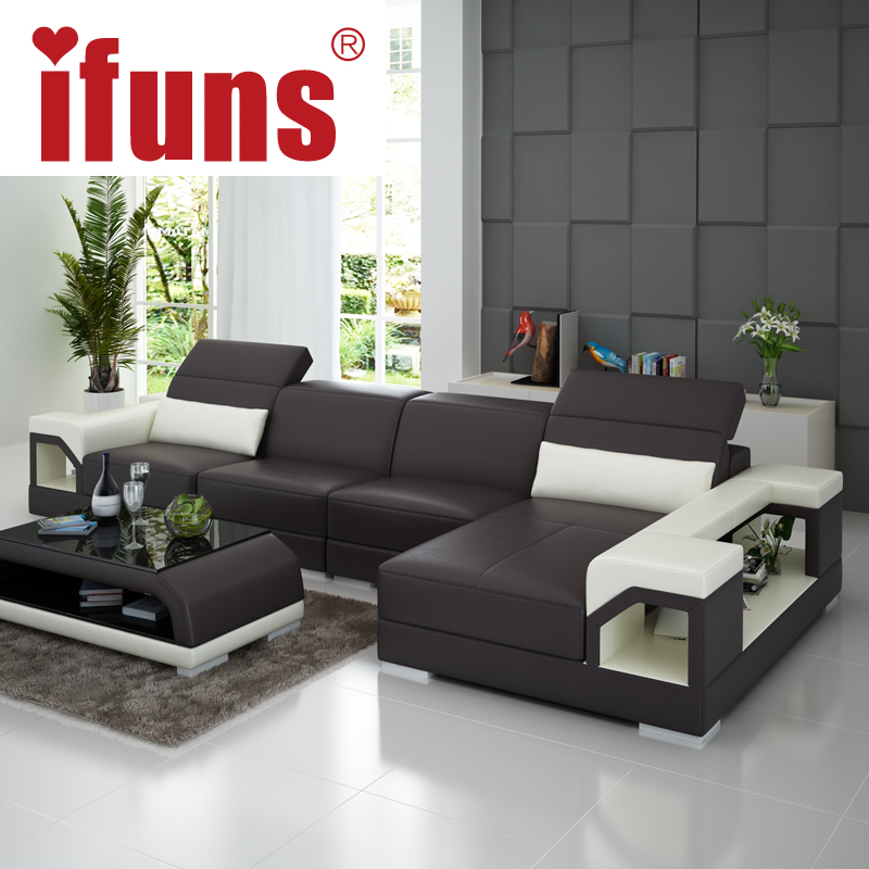 Popular custom modern furniture buy cheap custom modern - Wooden corner sofa designs ...