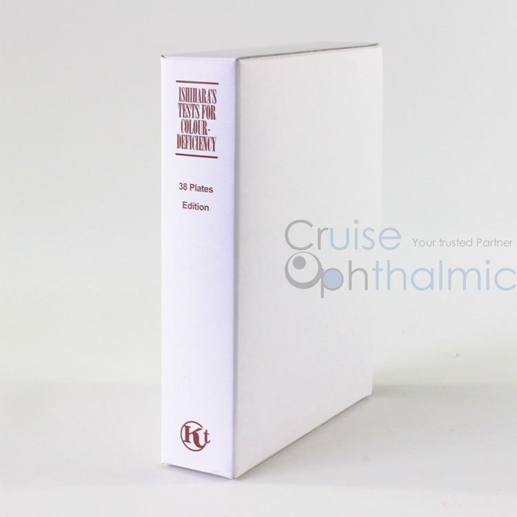 Perfecto Libro De Prueba De Daltonismo Molde - Ideas Para Colorear ...