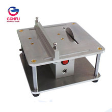 Micro Table Saw Mini Saws Cutting Machine Electric Tool Stepless Speed Control Hand Tools Set 100W 110V 220V 230V 50HZ 60HZ new 1500w heavy cast iron table saw 10 inch push table saw woodworking saws dado slotting tool 220v 50hz 3450rpm 1021mm 687mm