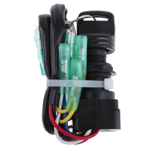 Image 3 - Universal Boat Ignition Key Switch Assembly For Yamaha 40HP 60HP Outboard Motor Replace 703 82510 42 00/703 82510 43 00 Marine