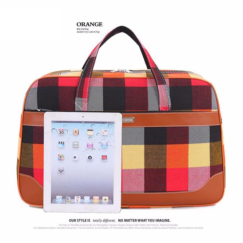 nova chegada de grande capacidade Feature 3 : Female Travel Bag