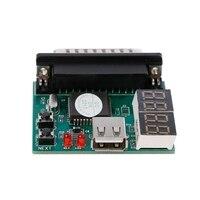 4 значный код PC анализатор PCI карты ПК материнской платы Analyzer диагностический Сообщение тестер для ноутбука/ПК