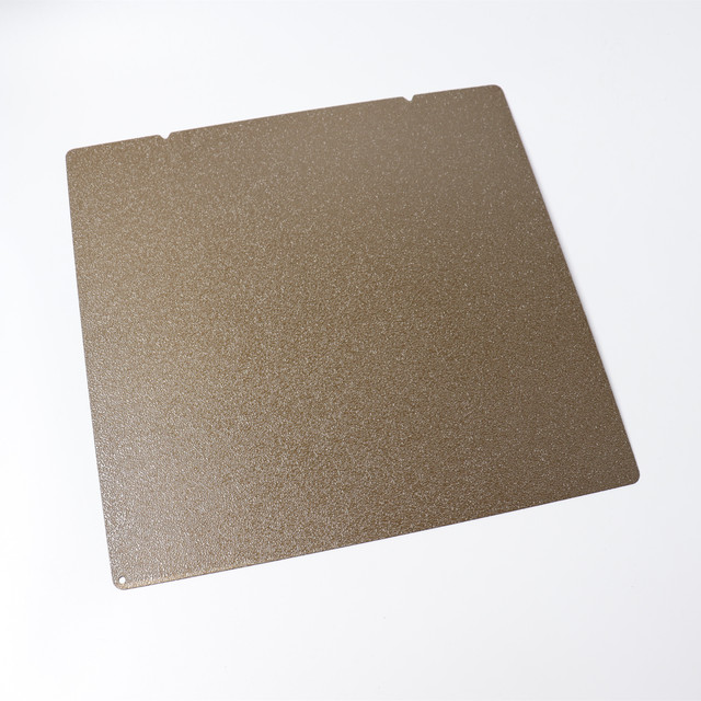 Double-Side Powdered textured PEI Sheet for Prusa i3 MK2.5/MK3 3d printer