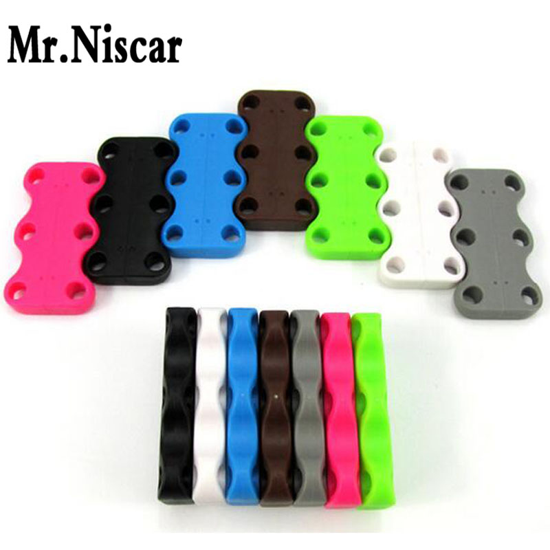 1 Pair 2016 Fashion Novelty Casual Sneaker Magnetic Shoe Buckles Closure No-Tie Shoelaces Shoelace Buckle Clamp