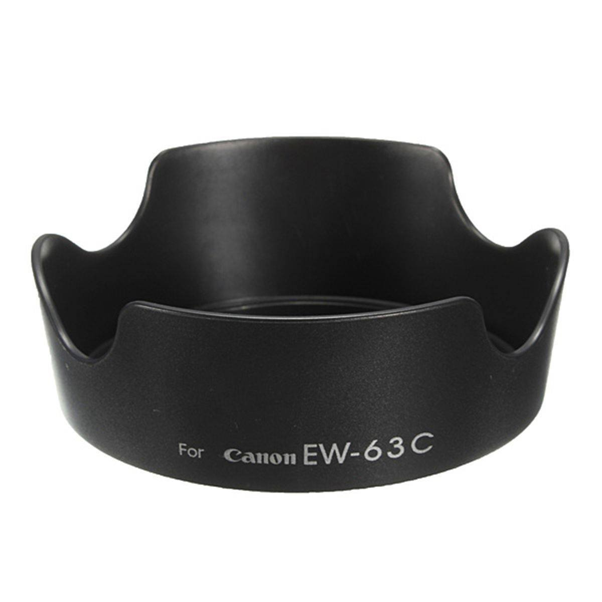 Hot Deal Lens Hood Camera Lens Hood EW-63C EW63C for Canon EF-S 18-55mm F / 3.5-5.6 IS STM