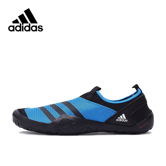 the best attitude 540b2 b1eaa ... clearance new arrival original adidas climacool jawpaw slip on unisex aqua  shoes outdoor sports sneakers 63f3b
