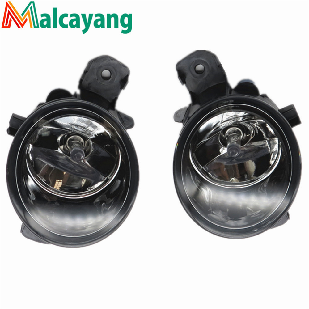 26150-89905 For NISSAN QASHQAI 2007 2008 2009 2010 2011 2012-13 Car styling Fog Lamps 55W Halogen Lights 1SET car rear trunk security shield shade cargo cover for nissan qashqai 2008 2009 2010 2011 2012 2013 black beige