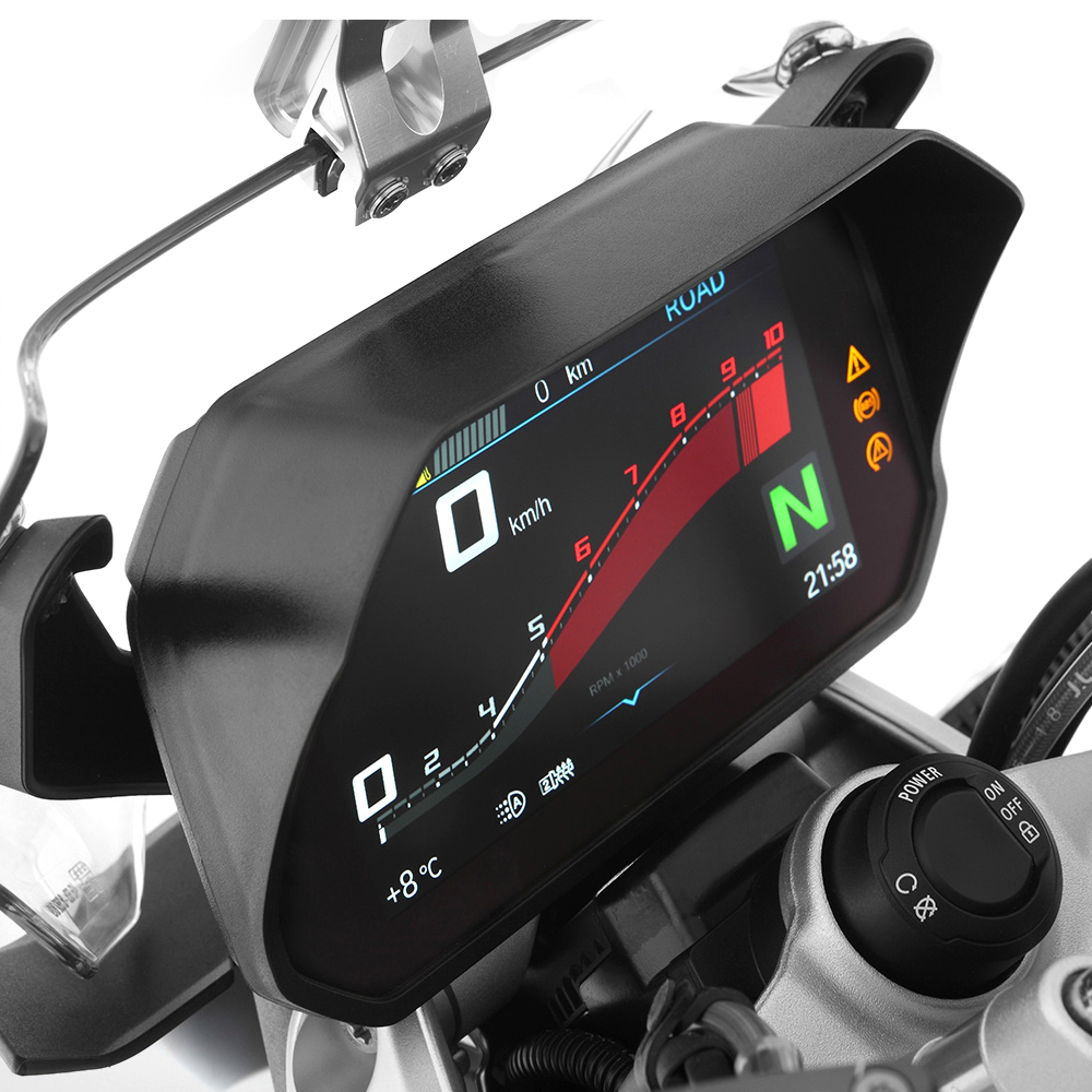 Image 4 - KEMiMOTO Speedometer Sun Visor for BMW R1200GS R 1200 GS Adv F850GS F750GS F850GS 2018 2019 R1250GS R1250R GS LC Adventure-in Covers & Ornamental Mouldings from Automobiles & Motorcycles