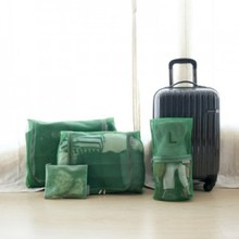 Fashion 4pcs Combined bag for washing containing travel storage  free shipping