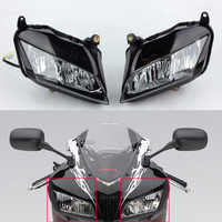Motorcycle Front Headlight Head Light Lamp For Honda CBR600RR CBR 600RR 600 RR 2007 2008 2009 2010 2011 2012 07 08 09 10 11 12