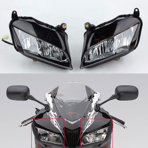 Image 1 - Motorcycle Front Headlight Head Light Lamp For Honda CBR600RR CBR 600RR 600 RR 2007 2008 2009 2010 2011 2012 07 08 09 10 11 12