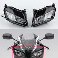 Motorcycle Front Headlight Head Light Lamp For Honda CBR600RR CBR 600RR 600 RR 2007 2008 2009 2010 2011 2012 07 08 09 10 11 12