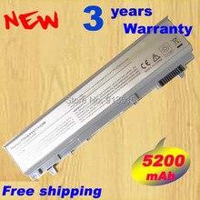 [Специальная цена] Новый 6 ячеек ноутбук Батарея для Dell Latitude E6400 E6410 E6500 E6510, pt434 PT435 pt436 pt437 + бесплатная доставка