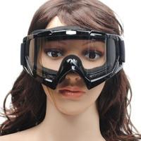 Snowboard Goggles Skiing Eyewear Clear Double Lens Ski Motor Cycle Bike Glasses Men Snow Glasses Fashion