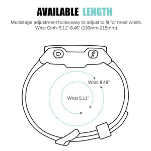 Image 4 - Baaletc Garmin öncüsü 235 için yedek bant kordon akıllı saat için Garmin öncüsü 230/235/235 Lite/220/620 /630/735XT
