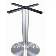 Основание стола из нержавеющей стали, хорошее для внутреннего и наружного, kd упаковка 1 шт/коробка, быстрая