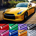 60x152cm High polymer PVC Film Car Stickers Waterproof Car Styling Wrap For Auto Vehicle Car accessories Motorcycle BE