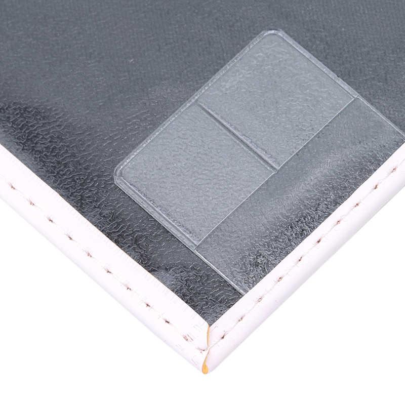 ثلاثية الأبعاد النقش الروسية غطاء جواز السفر الحد الأدنى مصمم حامل جواز السفر حافظة بطاقات جلدية PU