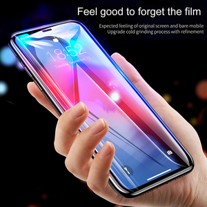 Image 4 - Baseus 0.3mm Screen Protector Tempered Glass For iPhone 12 11 Pro Xs Max X Xr Full Cover Protective Glass For iPhone 12 Pro Max