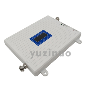Image 5 - 2G 3G 4G Tri Band Booster GSM 900+(B1)UMTS WCDMA 2100+(B7)FDD LTE 2600 Cell Phone Repeater 900 2100 2600 Mobile Signal Amplifier